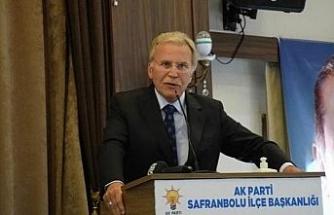 Cumhurbaşkanlığı YİK Üyesi Mehmet Ali Şahin'nden kongre açıklaması