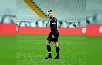 Denizlispor -Göztepe maçının hakemi Sarper Barış Saka oldu
