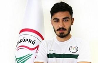 Elazığ Karakoçan FK,Muhammet Can'ı kadrosuna kattı
