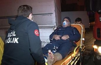 Esenyurt'ta 26 katlı binanın 6'ncı katında doğalgaz patlaması: 5 yaralı