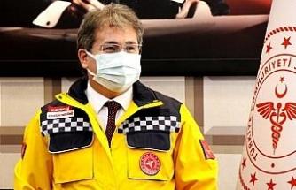 """İl Sağlık Müdürü Benli, """"75 yaş üzeri vatandaşlarımız aşılamaya başlandı"""""""