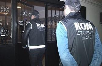 İstanbul merkezli 5 ilde FETÖ operasyonu