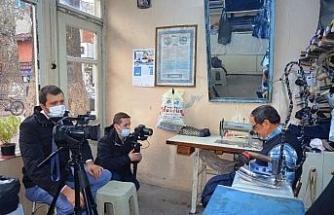 İznik'in yaşayan hazineleri belgesel oluyor
