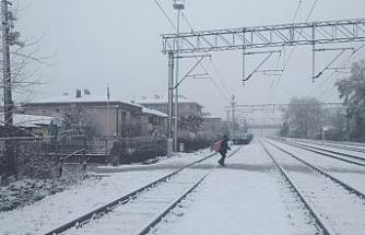 Kar geldi, don kapıda