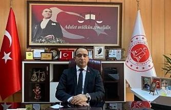 Karabük'ün yeni Cumhuriyet Başsavcısı Kesgin göreve başladı