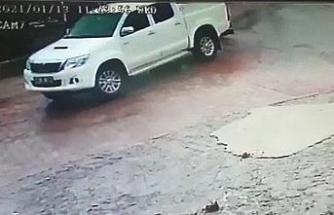 Kayıp doktorun Kartepe'de aracıyla son görüntüsü otaya çıktı