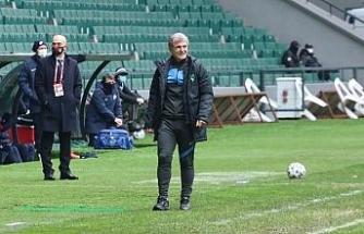 Kocaelispor - Hekimoğlu Trabzon maçının ardından