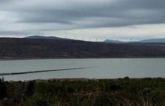 Kutlu Aktaş Barajı'nda doluluk yüzde 50'yi geçti