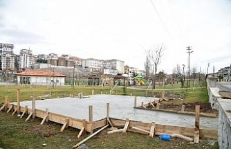 Mamak Belediyesi'nden Kartaltepe'ye yeni muhtarlık binası