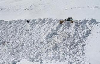Meteoroloji'den Bayburt'unda aralarında bulunduğu 11 il için çığ uyarısı