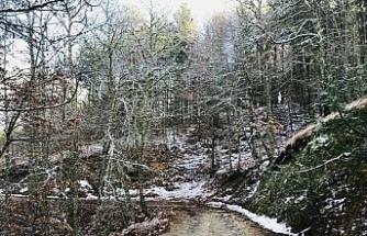 Meteoroloji'den Çanakkale için kar uyarısı