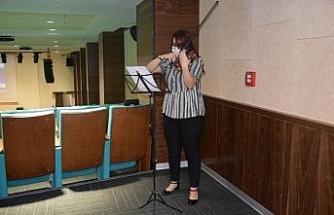Müzik terapi ve uygulamaları ele alındı