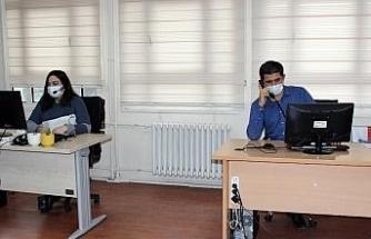 Pandemiden etkilenen vatandaşlari için 'Korona virüs Psikososyal Destek ve Danışma Hattı' kuruldu