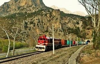 Rusya'ya gidecek olan ilk ihracat treni yarın yola çıkıyor