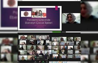 """Safranbolu'da """"Pandemi Sürecinde Ebeveyn Çocuk İlişkileri"""" semineri"""