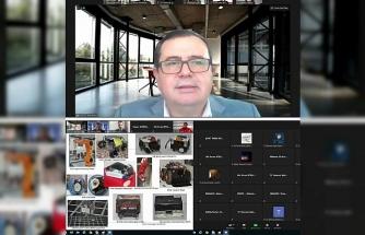 """Safranbolu'da """"Robot Teknolojileri ve Yapay Zeka"""" semineri"""