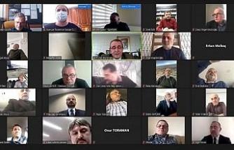 Samsun TSO'da yönetim kurulu faaliyetleri ibra edildi