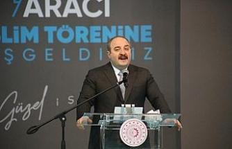 Sanayi ve Teknoloji Bakanı Mustafa Varank'tan CHP'li belediyelere kar eleştirisi: