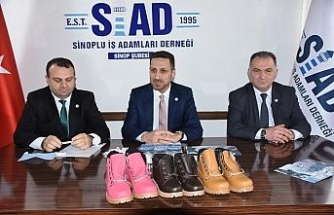 Sinop'ta yürekleri ısıtacak kampanya