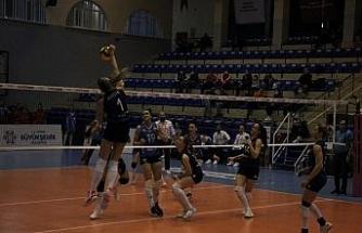 Sultanlar Ligi: Aydın Büyükşehir Belediyespor: 1 - Nilüfer Belediyespor: 3