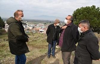Turgutlu'nun üç mahallesi tarihlerinin en büyük yatırımını MASKİ ile alacak