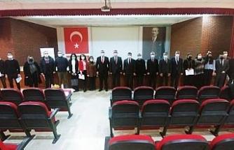 """Tuşba'da 91 okula """"Okulum Temiz"""" belgesi verildi"""