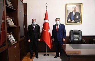 """AK Parti'li Arvas: """"Vatandaşlarımızın sağlığı için bütün imkanları seferber etmekteyiz"""""""