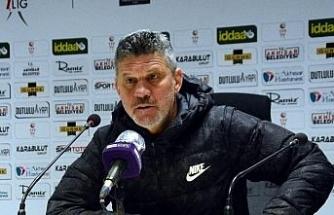 Akhisarspor-İstanbulspor maçının ardından