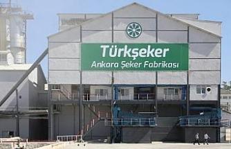 """Ankara Şeker Fabrikası'ndan tüm zamanların en """"tatlı"""" rekoru"""