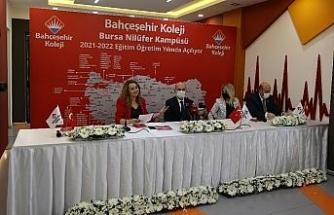 Bahçeşehir Koleji'nin Bursa'da yatırımları büyüyerek devam ediyor