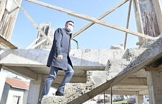 Başkan Erdoğan, projeleri inceledi