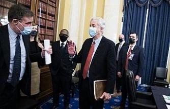 """Biden'ın CIA Direktörü adayı Burns, Çin'i """"otoriter düşman"""" olarak nitelendirdi"""