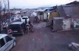 Bitlis merkezli uyuşturucu operasyonu: 8 tutuklama