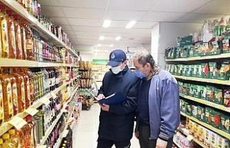 Burhaniye'de zabıta pandemi denetimlerini artırdı