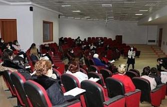 Büyükşehir Belediyesi personeline 'Mahremiyet Eğitici Eğitimi' verildi