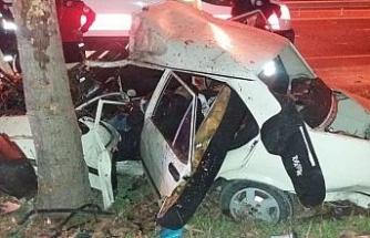 (Düzeltme) Sakarya'da facia gibi kaza: anne ve baba öldü 4 çocuk yaralı