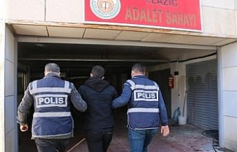 Elazığ'da bir şahsı bıçakla ağır yaralayan şüpheli tutuklandı