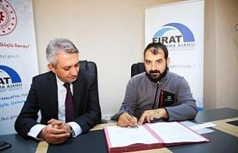 FKA ile  Yukarı Fırat Kültür Sanat ve Arkeoloji Derneği arasında protokol imzalandı