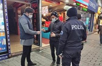 Gaziosmanpaşa'da 250 polisle asayiş uygulaması