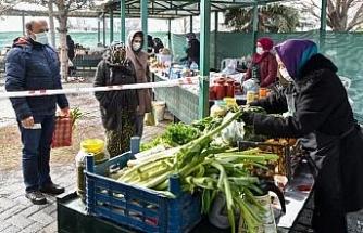 Kadın eli ile üretilen doğal ürünler yoğun ilgi görüyor