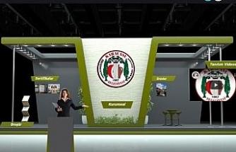 Karacasu Belediyesi Dijital Fuar'da yerini aldı