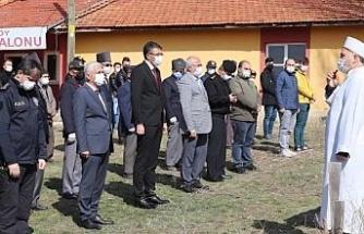 Kıbrıs Gazisi Mehmet Dinç toprağa verildi