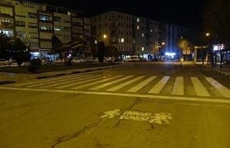 Kırklareli'nde sokağa çıkma yasağı başladı