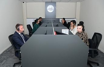 Kırşehir Belediyesi, çağrı merkezi hizmete geçti