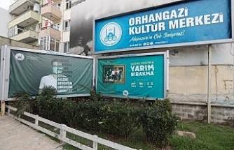 Korona virüse karşı billboardlarda farkındalık çalışması