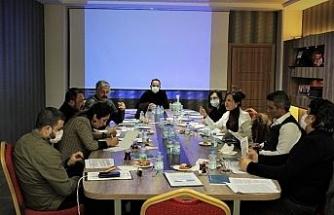 KTO'da otopark yönetmeliği toplantısı yapıldı