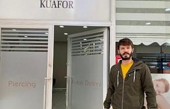 Mardin'de kuaför salonuna giren hırsızlar, 60 bin lira değerindeki kaynak saçı çalıp kayıplara karıştı