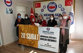 """Memur-Sen: """"28 Şubat'taki kayıplar telafi, zararlar tazmin edilmedi"""""""