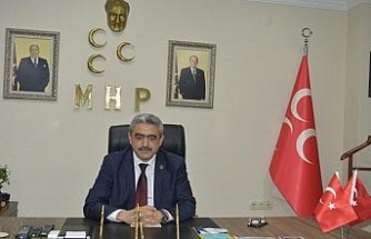 """MHP Aydın İl Başkanı Alıcık, """"Hocalı dinmeyen çığlık, tükenmeyen Türk sevdasıdır"""""""