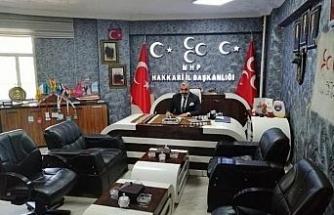 MHP'li Özbek'ten pandemi teşekkürü